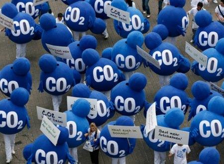 moléculas CO2
